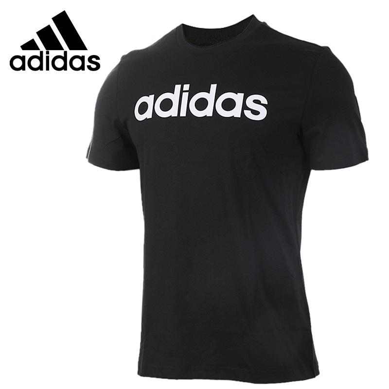 Preiswert Kaufen Original Neue Ankunft 2018 Adidas Ess Linear T Männer T-shirts Kurzarm Sportswear Sport & Unterhaltung