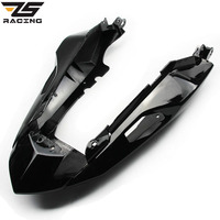 Motorcycle Plastic Protect Rear Fairing Cover Fit On Y M H FZ16 Motorcycle Black Red Blue