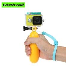 Sport Camera Bobber Floating Handheld Selfie Stick Hand Grip Monopod for  Gopro Hero 7 6 5 Xiaomi 4K SJCAM SJ5000 Action Camera