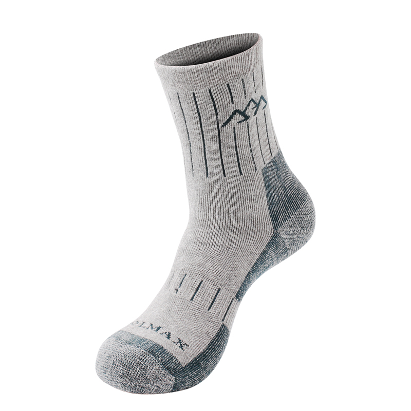 2 pairs Men's Breathable Outdoor Socks Hiking Sports