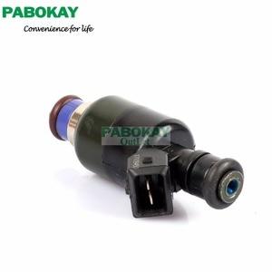 Image 3 - 4 pieces x Fuel injector For DAEWOO Nexia Lanos Espero Nubira 1.5 1.6 16V 17109450 FJ10624 11B1 251740240