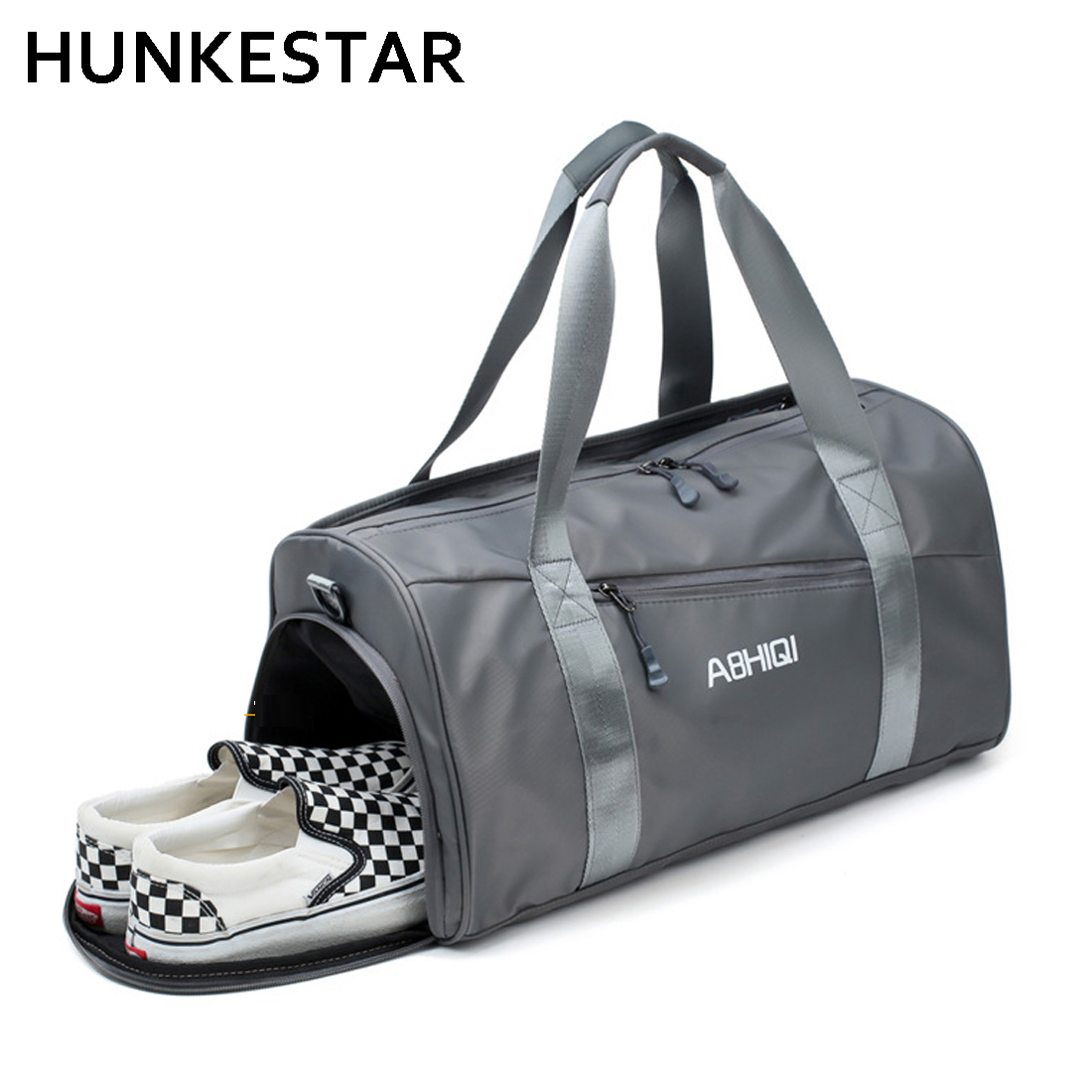 1a42e920494 Detail Feedback Questions about Cheap High Quality Gym Bag Training Fitness  Sport Bags for Women Men 2018 Pink Black Grey Sac De Sport with Shoes Dry  Wet ...