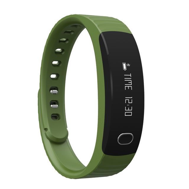 Intelligent Healthy Smart Bracelet Vibrating Alarm Bracelet Sport Pedometer Watch