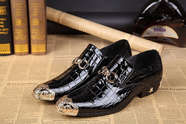 when can i wear patent leather shoes