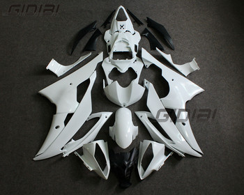 Unpainted ABS Injection Bodywork Fairing Kit For YAMAHA YZF R6 2008-2014 09 10 11 12 13 +4 Gift