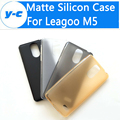 Leagoo M5 Case Высокое Качество Ультра Тонкий Anti-knock Матовая ТПУ Кремния Case Чехол Для Leagoo M5 Смартфон