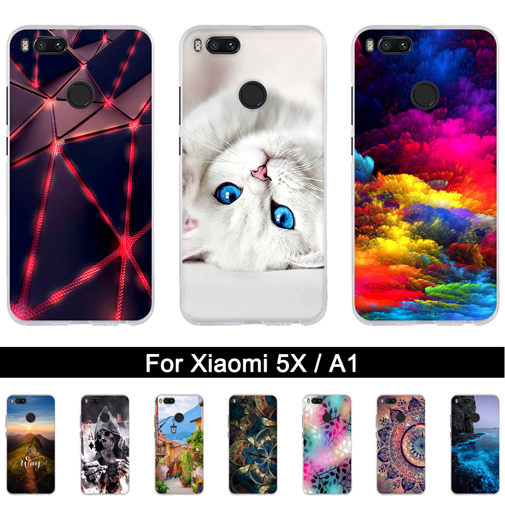 Buy 5x Mi A1 And Get Free Shipping On Cafele Xiaomi Mi5x Mia1 Tempered Glass Clear Hd