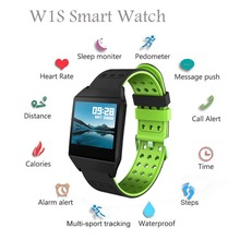 W1S For apple watch smart watch GPS 1.3inch IPS Screen Sports smart band Heart Rate Blood Pressure smartwatch For Android IOS цена в Москве и Питере