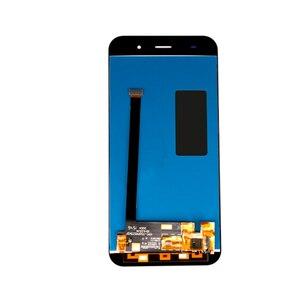 Image 3 - 適切な zte V6 組み立て液晶画面のタブレットのタッチスクリーン携帯電話の液晶ディスプレイ携帯電話アクセサリー 100% のテスト作業