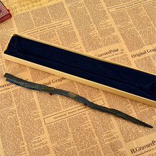 Metal Core Deluxe COS Gellert Grindelwald Magic Wand HP Magical Wand H