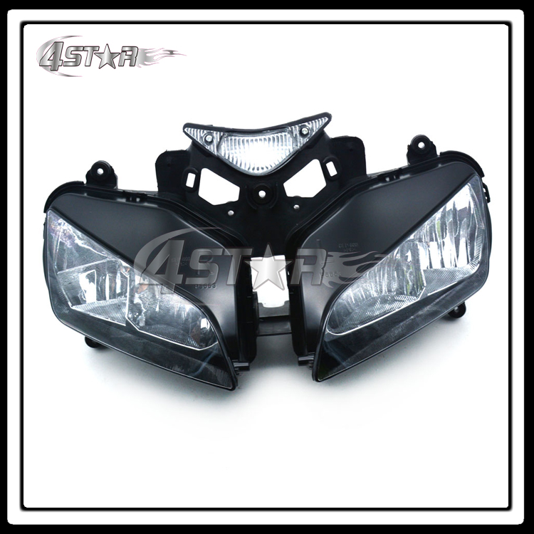 Motorcycle Headlights Headlamps Head LightsLamps Assembly For CBR CBR1000 RR CBR1000RR 2004 2005 2006 2007 Supermoto