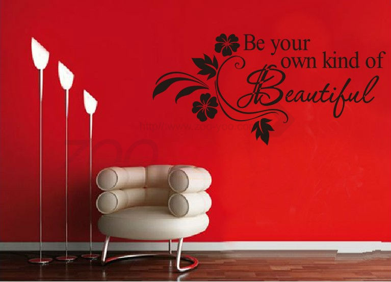 Aliexpresscom  Buy Be Your Own Kind Of Beautiful Marilyn Monroe - How to make your own vinyl wall decals at home