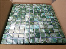 Groene Mozaiek Tegels : Groene mozaïek tegel koop goedkope groene mozaïek tegel loten van