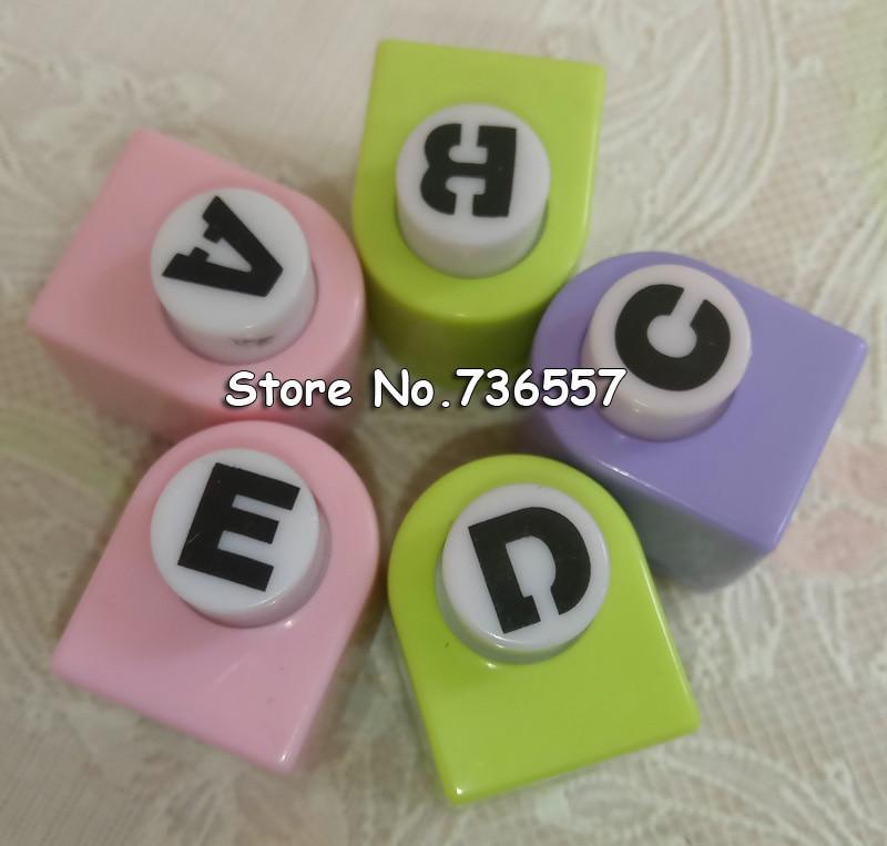 26 inglês Carta Alfabeto Conjunto cortador de