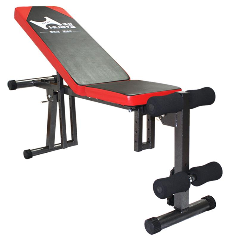 Crunches dumbbell bench multifunction board widened ...