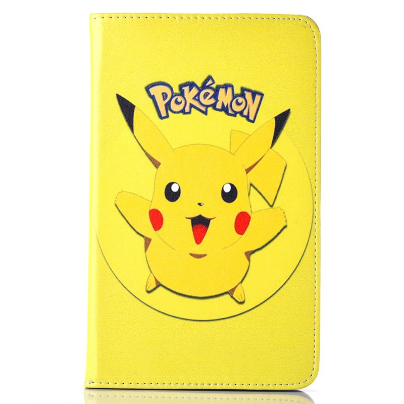 Case for Samsung Galaxy Tab A 7.0 T280 / T285 Pokemon Go cute Pikachu tablet PU leather Cover Flip stand shell coque para capa anyone can be an expert skier 2 – powder bumps and carving rev