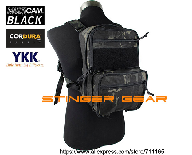 ФОТО TMC 410 FLATPACK Multicam Black GP MOLLE Utility Tactical Backpack Bag+Free shipping(SKU12050844)