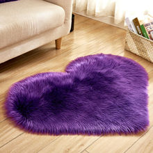 Fluffy Rugs Anti-Skid Shaggy Area Rug Dining Room Home Bedroom Carpet Floor Mat HOT vintage printing anti skid indoor outdoor area rug
