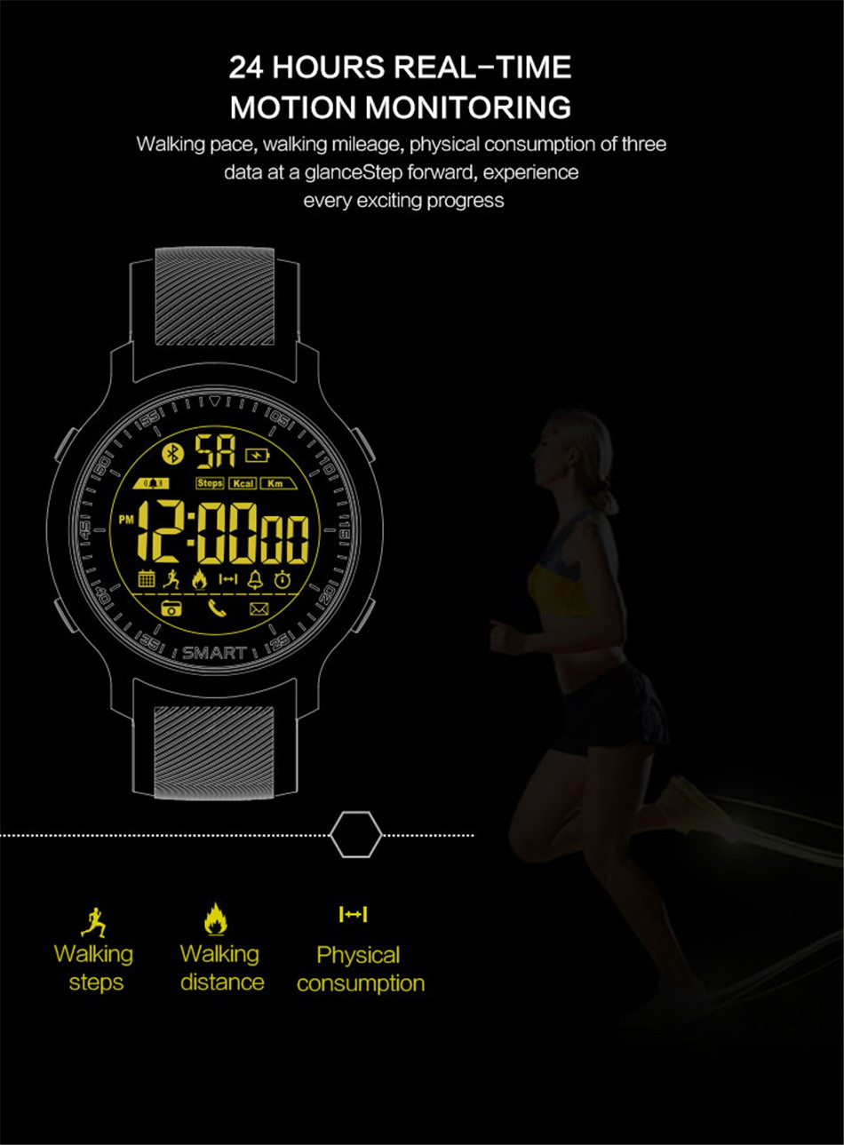 Makibes EX18 Bluetooth Sport Watch (6)