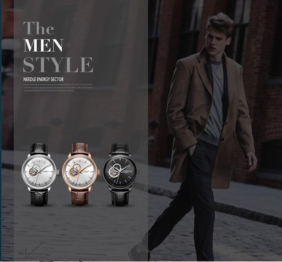 HTB1lP7NJuSSBuNjy0Flq6zBpVXap MEGIR Automatic Mechanical Watches Top Brand Luxury