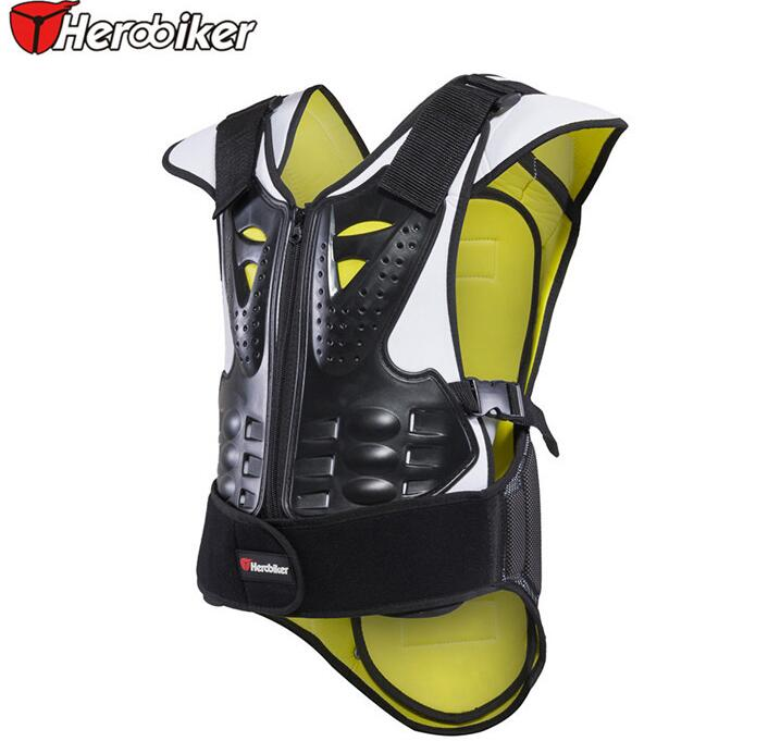 Free shipping Newest HEROBIKER Motorcycles armor clothing motorcycle racing riding armor Knight protective vests