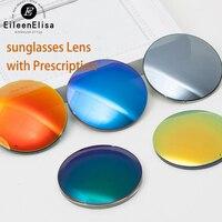 1 61 Index Prescription Lens Sunglasses Colored Lenses Eye Myopia Lenses Optical Sunglassses Lenses