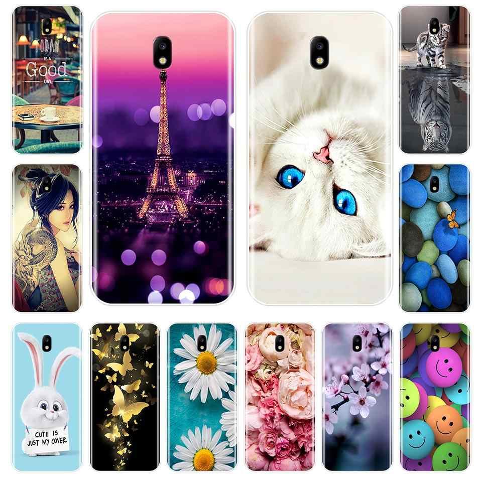 Telefon Fall Für Huawei Y5 Y6 Y7 Prime 2017 2018 Y9 2019 Weiche Silikon TPU Painted Zurück Abdeckung Für Huawei y3 Y5 Y6 II Y7 Pro Fall