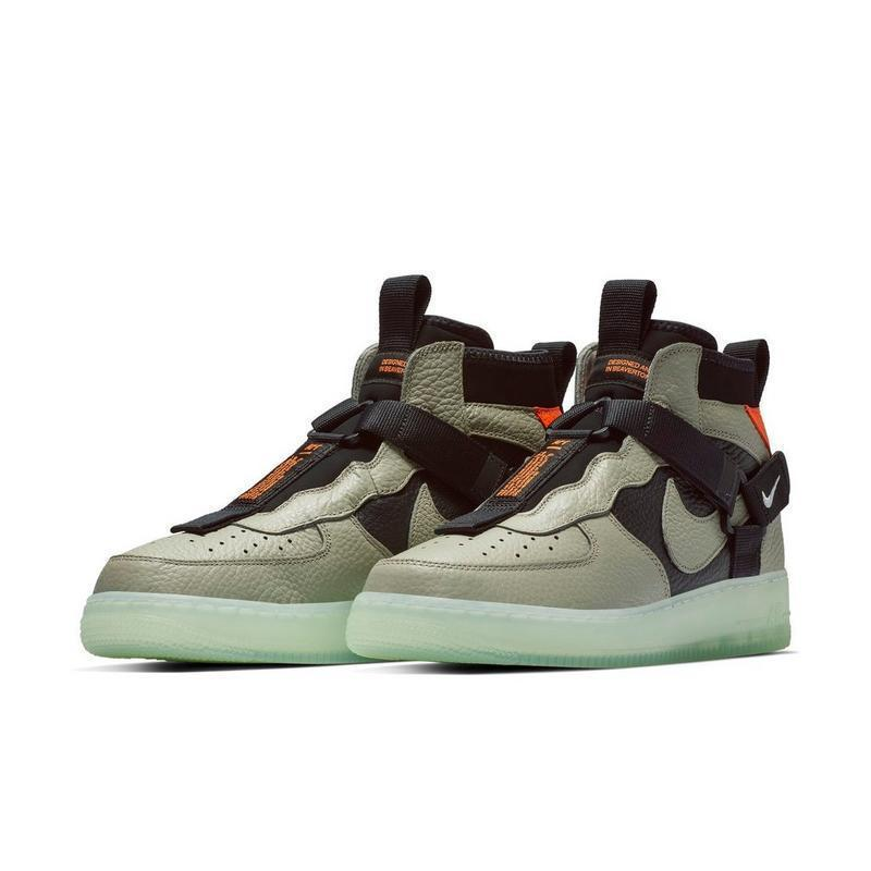 nike air force 1 mid utility spruce fog