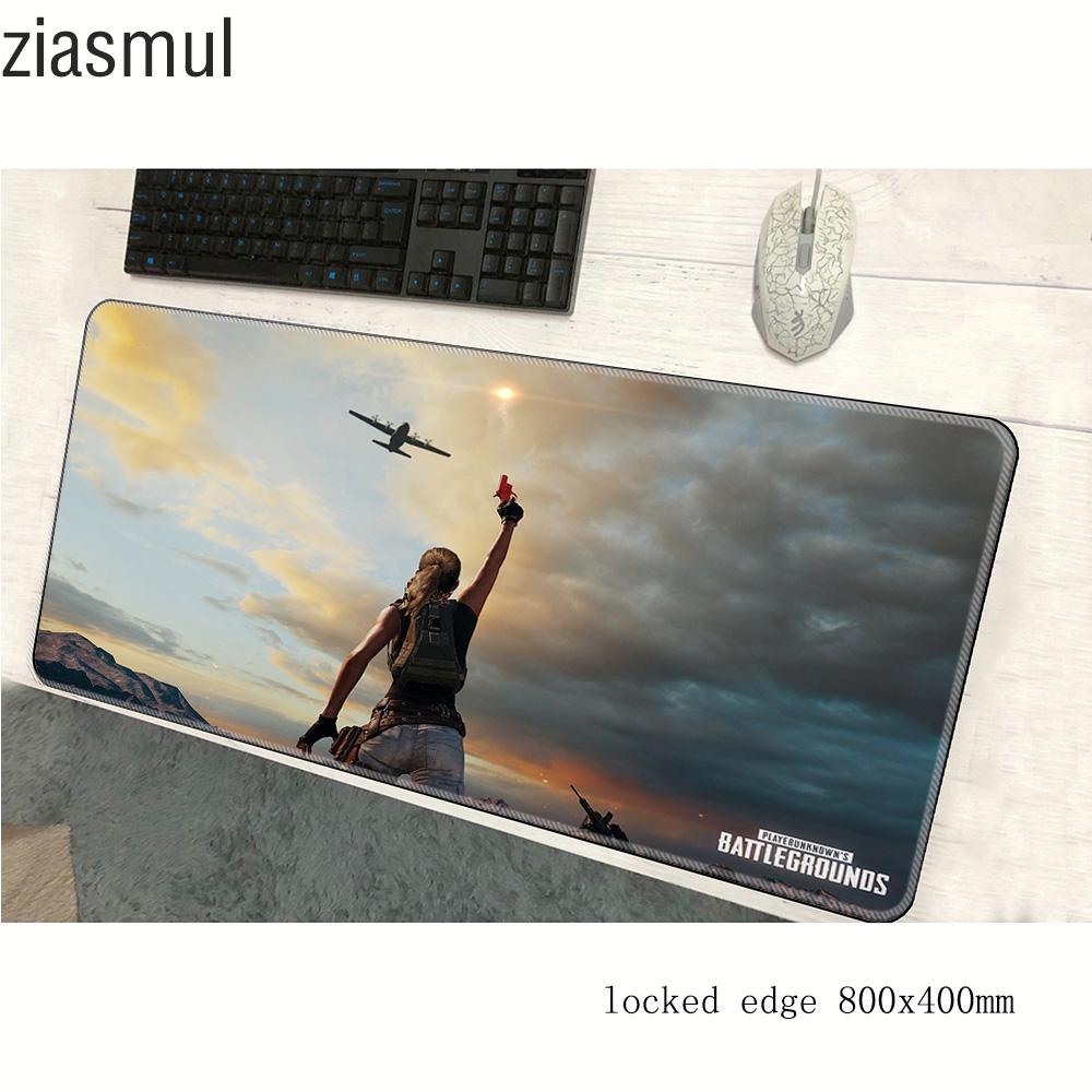 Pubg Mouse Pad 800x400x2mm Mats Big Computer Mouse Mat Gaming Accessories Halloween Gift Large Mousepad Keyboard Games Pc Gamer