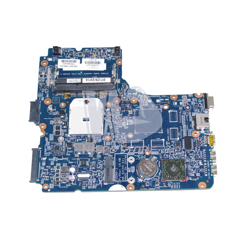 NOKOTION For HP ProBook <font><b>450</b></font> G1 455 Laptop Motherboard 722824-601 722824-001 722824-501 48.4ZC05.011 Socket FS1 DDR3 image