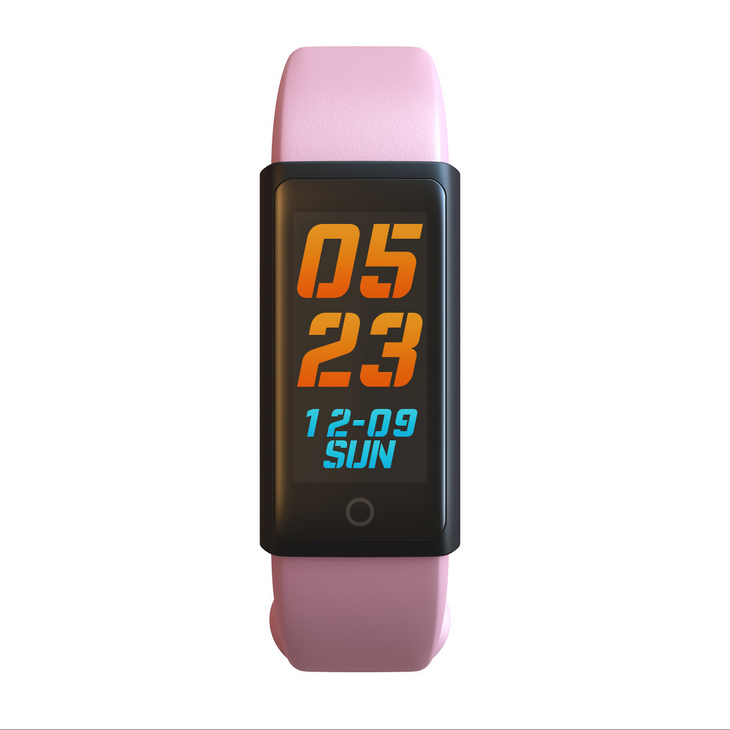 Multifunction Fashion Touch Screen SmartBand Wristband Blood Pressure Heart Rate Monitor Fitness Bracelet Tracker Pedometer buy monitor touch screen