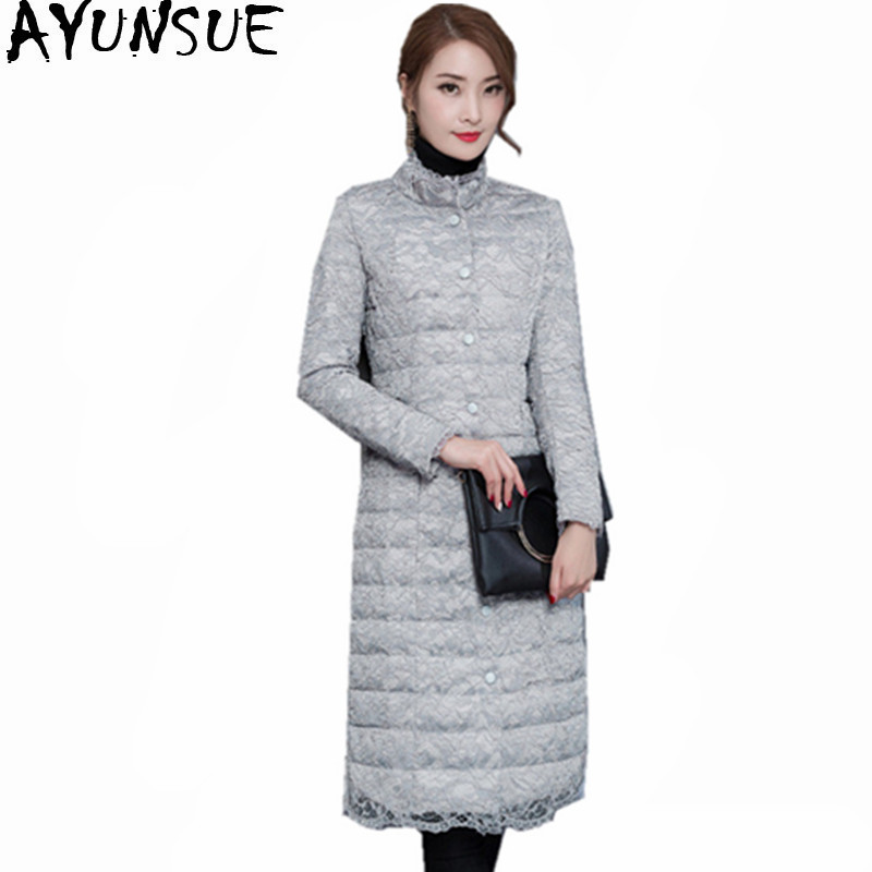 17a3d741e3c Buy grey parka womens and get free shipping on AliExpress.com