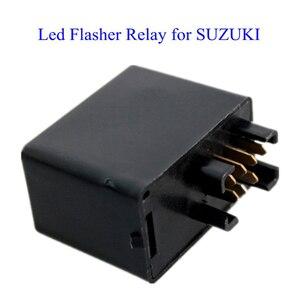 Image 2 - 12V 7 Pin Turn Signal Led Flasher Relay For SUZUKI GSXR GSF GSX Hayabusa