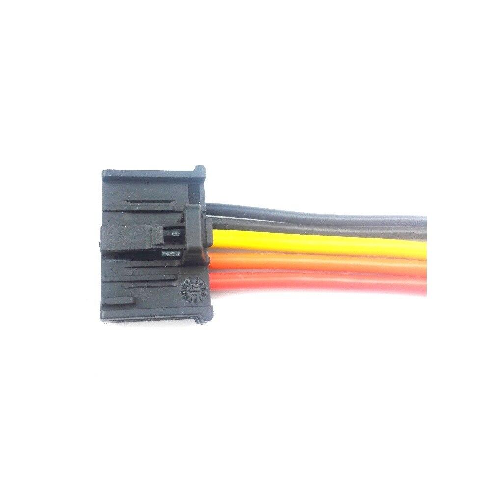 Peugeot 307 Resistor Del Motor Calentador Juego de Cables Conector Kit
