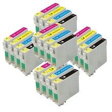 20 Ink cartridge for Stylus CX5000 CX6000 CX7000F CX7450 CX8400 CX9400F CX9400 Fax CX9475 Fax Printer все цены