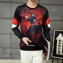Naruto 3D Print Sweatshirt