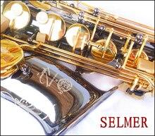 Salma 54r alto saxophone e musical instrument black ni-au professional grade