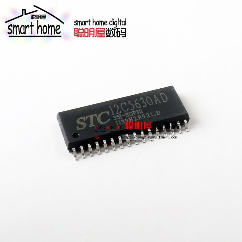 ᗔEnvío libre módulo STC12C5630AD-35I-SOP32 SOP32 SCM - a186