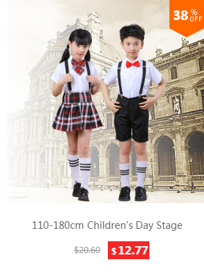 Home 12style Kids Flight Attendant Cosplay Costumes Boys Pilot Girls Stewardess Uniform School Party Performance Clothing 100-160cm
