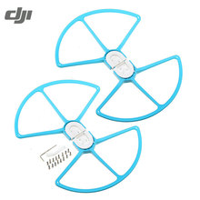 DJI Phantom 3 FPV RC Camera Drone AccessoriesPropeller Prop Protective Cover Protection Guard Protector White Gold Blue(China)