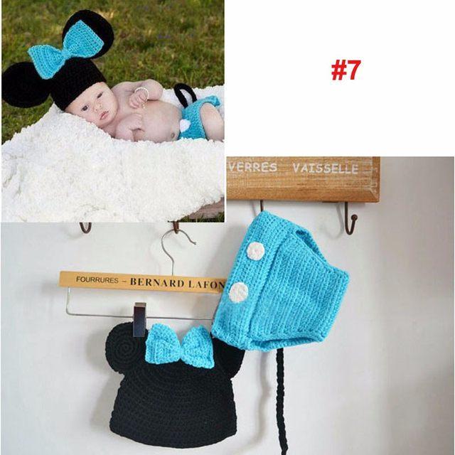 Tienda Online Patrón de ganchillo bebé sombrero con cubierta estilo ...