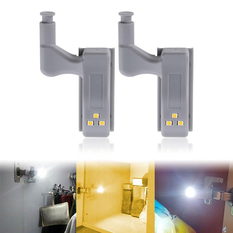 Heimwerker Universal Led Unter Kabinett Licht Küche Schlafzimmer Wohnzimmer Schrank Schrank Schrank Schrank 0,25 W Innen Beleuchtung