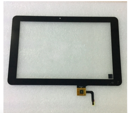 new Capacitive Touch screen digitizer panel Glass Sensor 101056-07A-V1 Replacement for 10.1 inch Tablet Free Shipping new capacitive touch screen digitizer cg70332a0 touch panel glass sensor replacement for 7 tablet free shipping