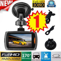 High Quality 1x Car 1080P 2 2 Full HD DVR Vehicle Camera Dash Cam Video G