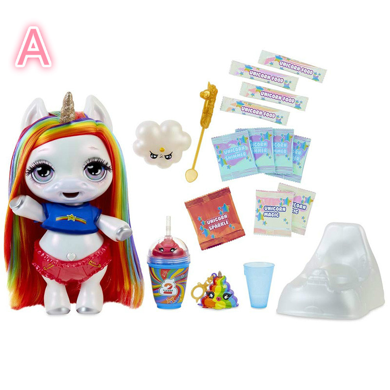 2019 New Poopsie Slime Surprise Unicorn Toys For Kids Support Dropshipping Wholesale Children Random delivery colour style