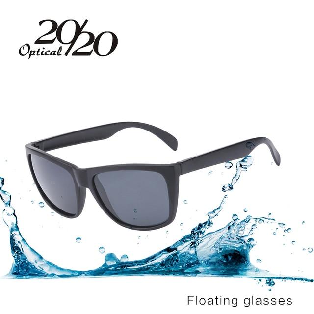20/20 marca new gafas de sol de los hombres gafas de sol hombre gafas polarizadas mujeres flotador de agua flotante tpx002