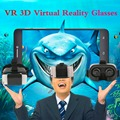VR 3D Professional Virtual Reality Glasses For Android And For IOS For 4.7 To 6 Inch Smartphone With Color Black