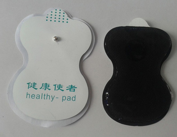 200pcs/lot 100Pairs Physiotherapy instrument massager patch for full body slimming digital thearpy mchine massage Health Care