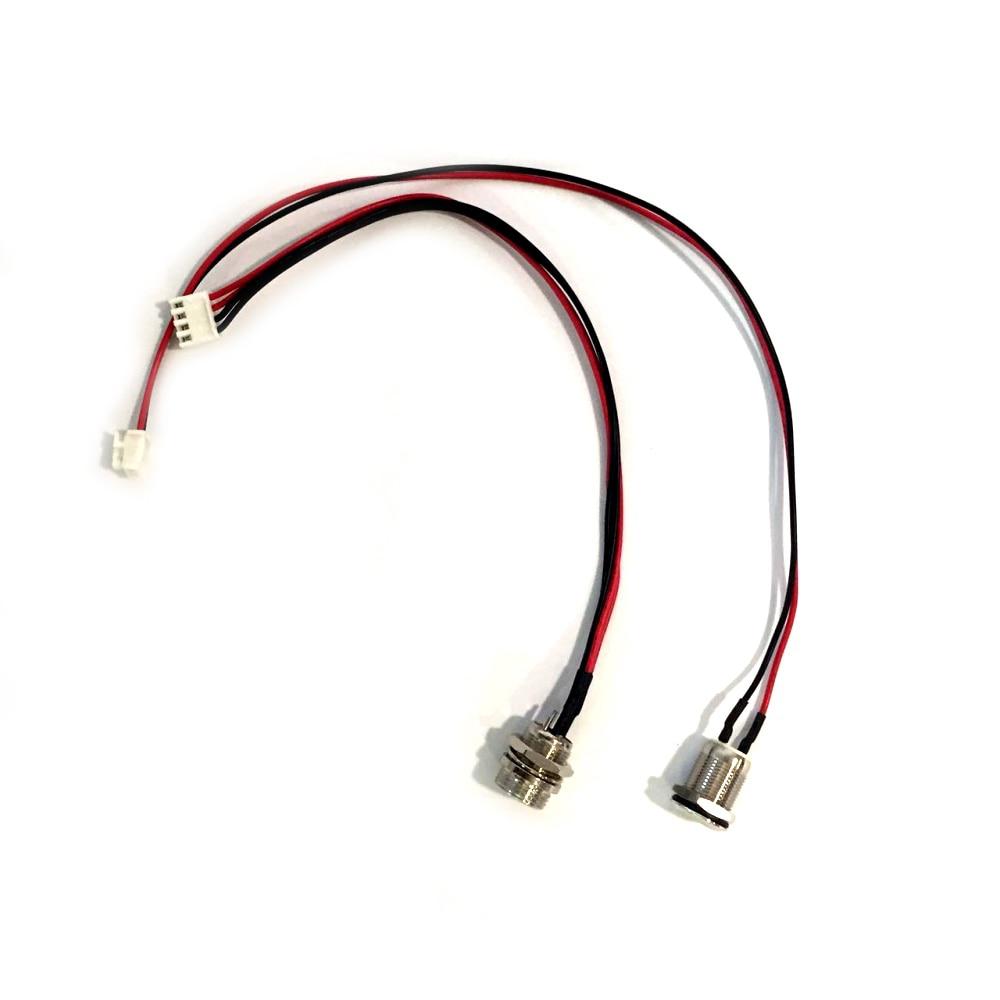 Hoverboard Schalt Linie und Stecker Stromleitung Reparatur für 6,5