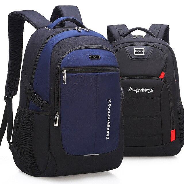 8d7e19ca2 Mochila de viaje para hombres de gran capacidad de moda 2019, mochila para  ordenador portátil